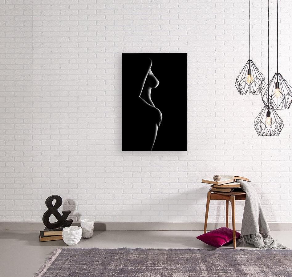 Nude woman bodyscape 20  Art