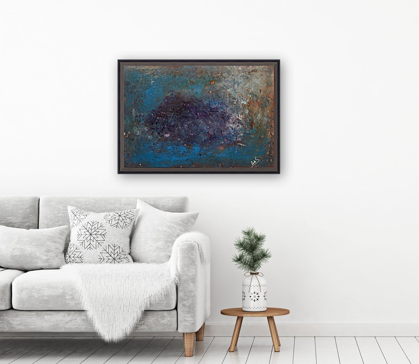 GALAXY with Floating Frame