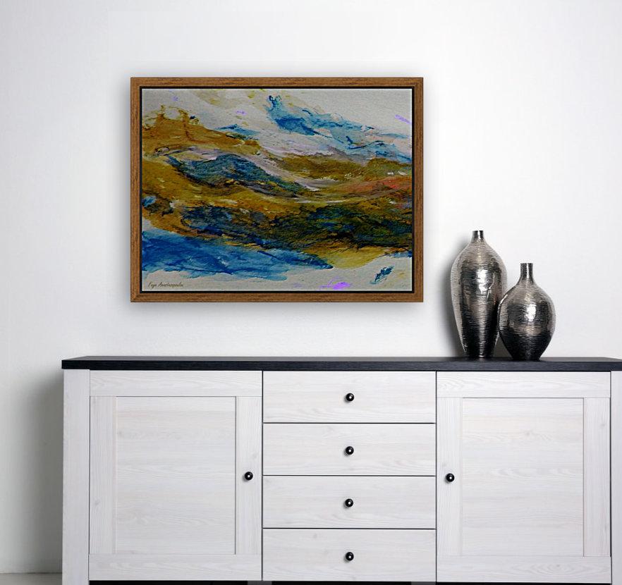 Amber River  Art