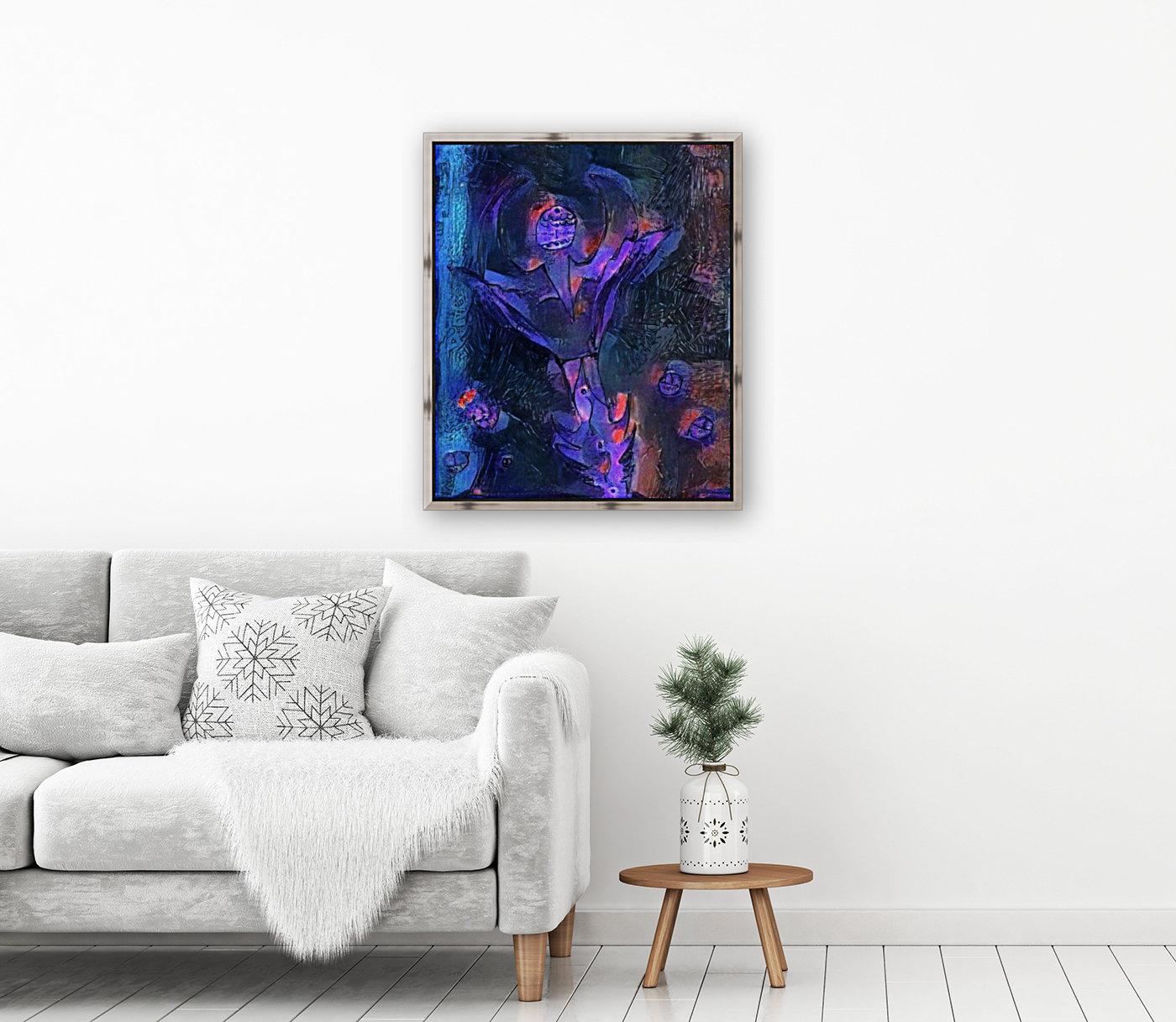 Alien Flower  Art