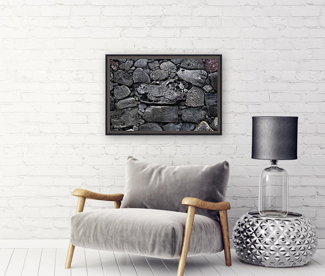 Lava brick  Art