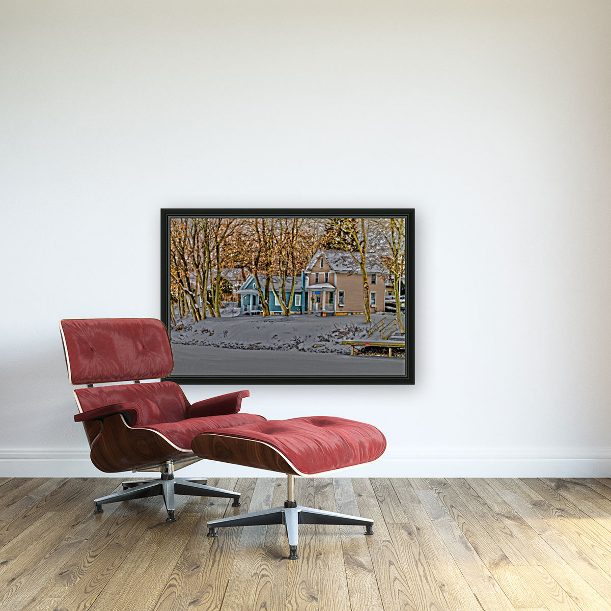 Canalside Living  Art