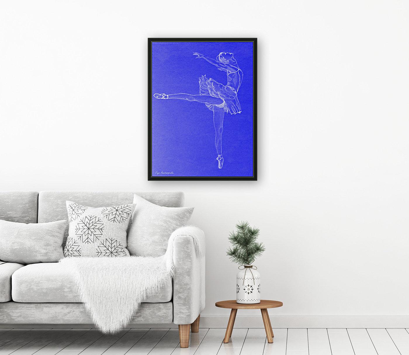 Celestial Ballerina  Art