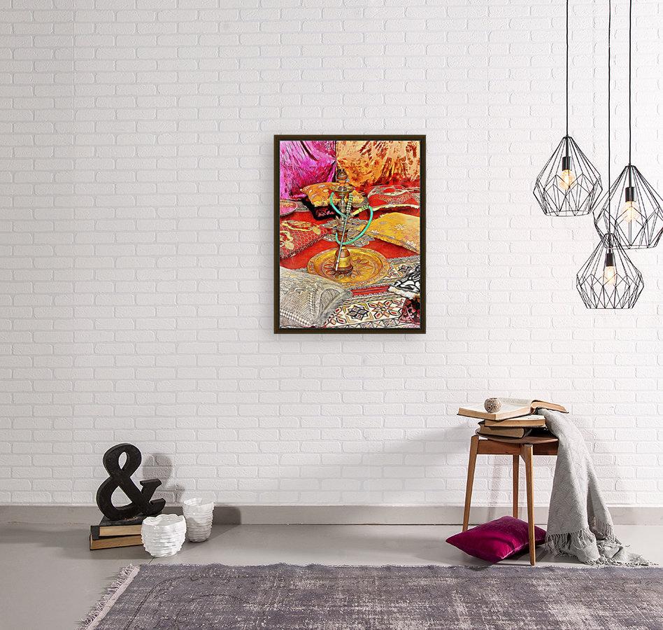 Exotic Oriental Hookah Pipe 2  Art