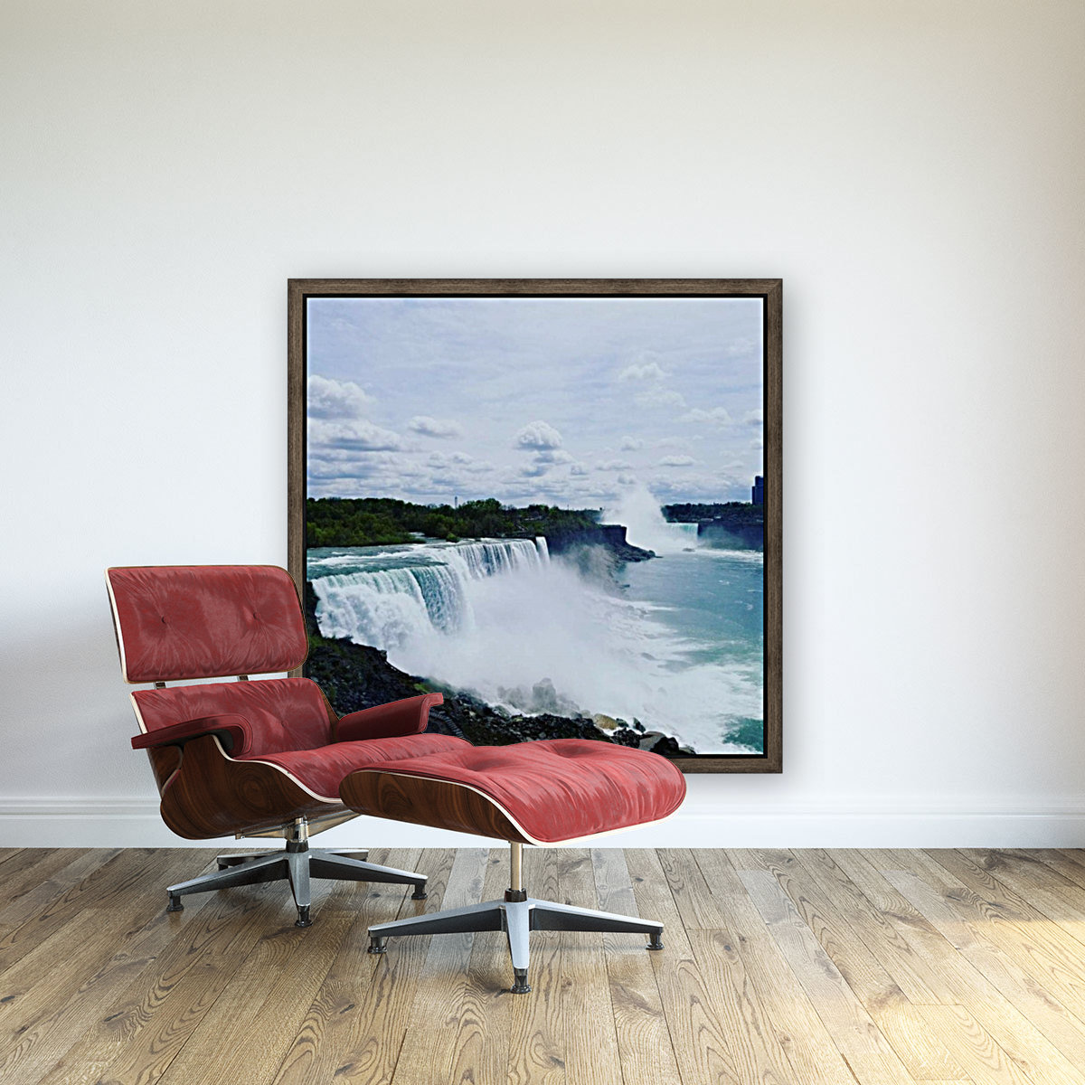 Niagara with Floating Frame