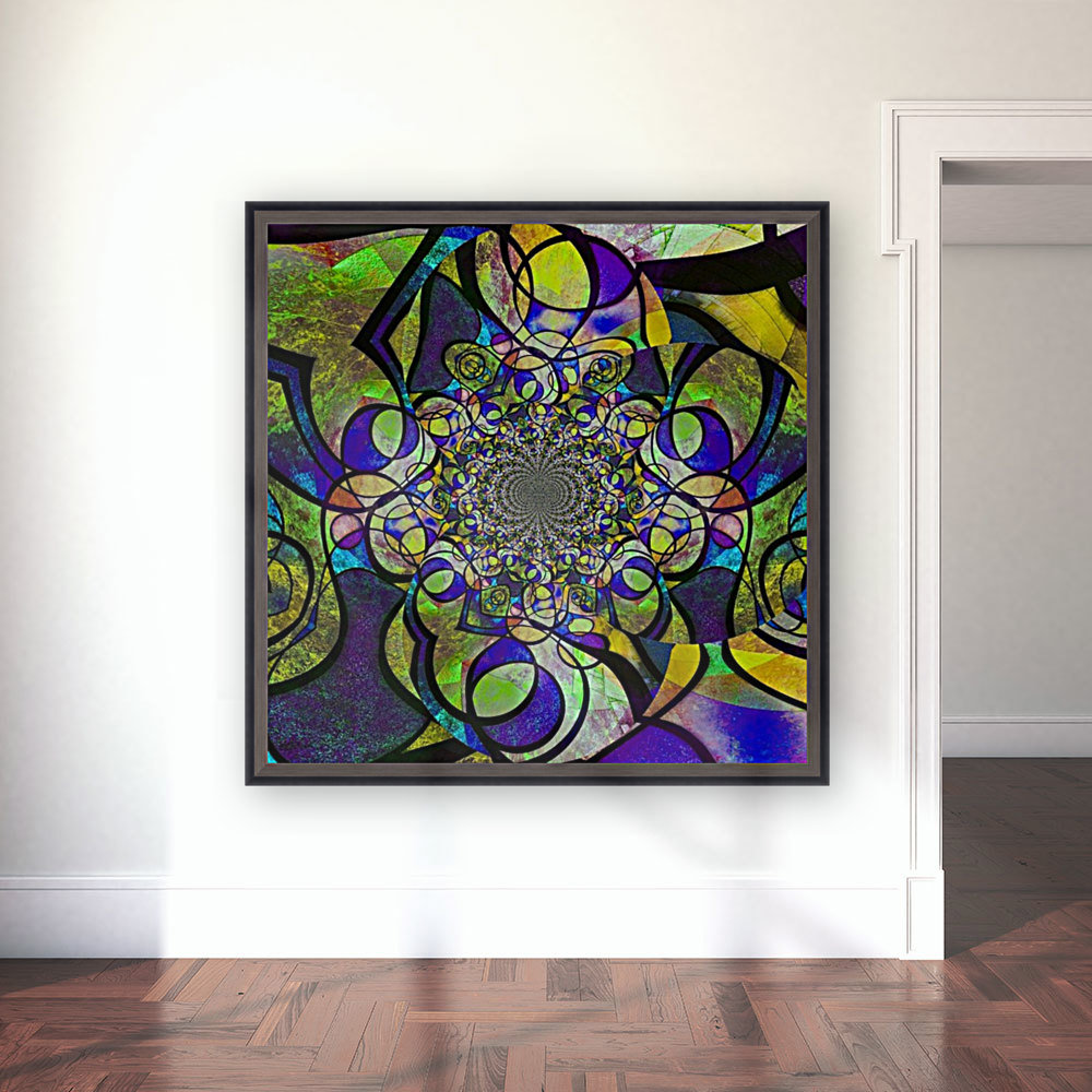 Abstract Fractal  Art