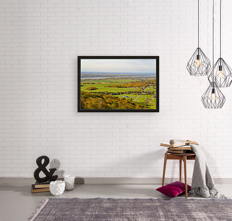 View of Ottawa Valley in Autumn17  Art