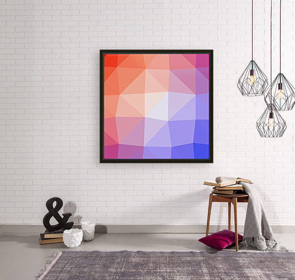 Abstract art patterns low poly polygon 3D backgrounds, textures, and vectors (2)  Art