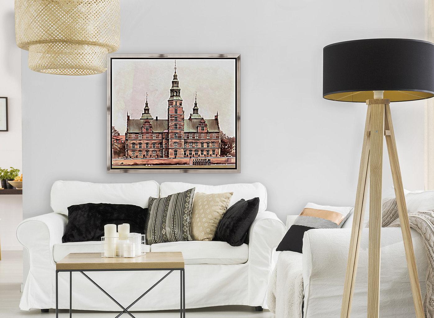 Rosenborg Castle Copenhagen  Art