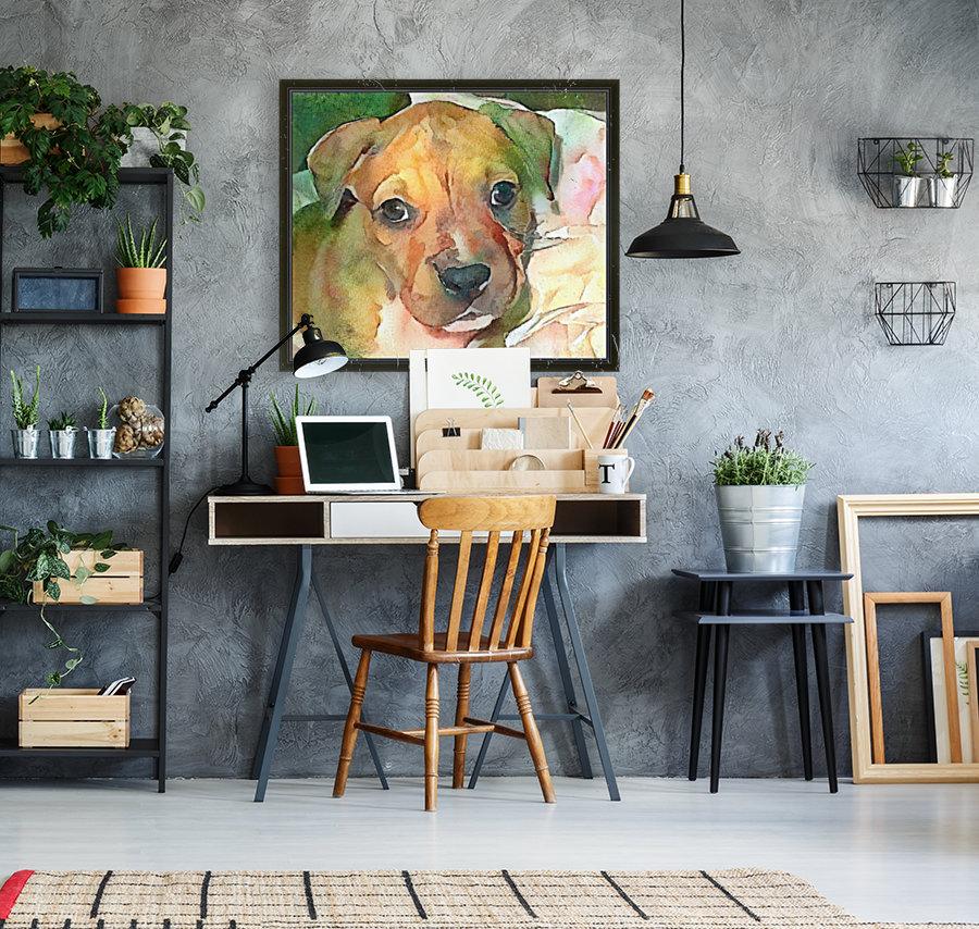 Dog Painting (20)  Art