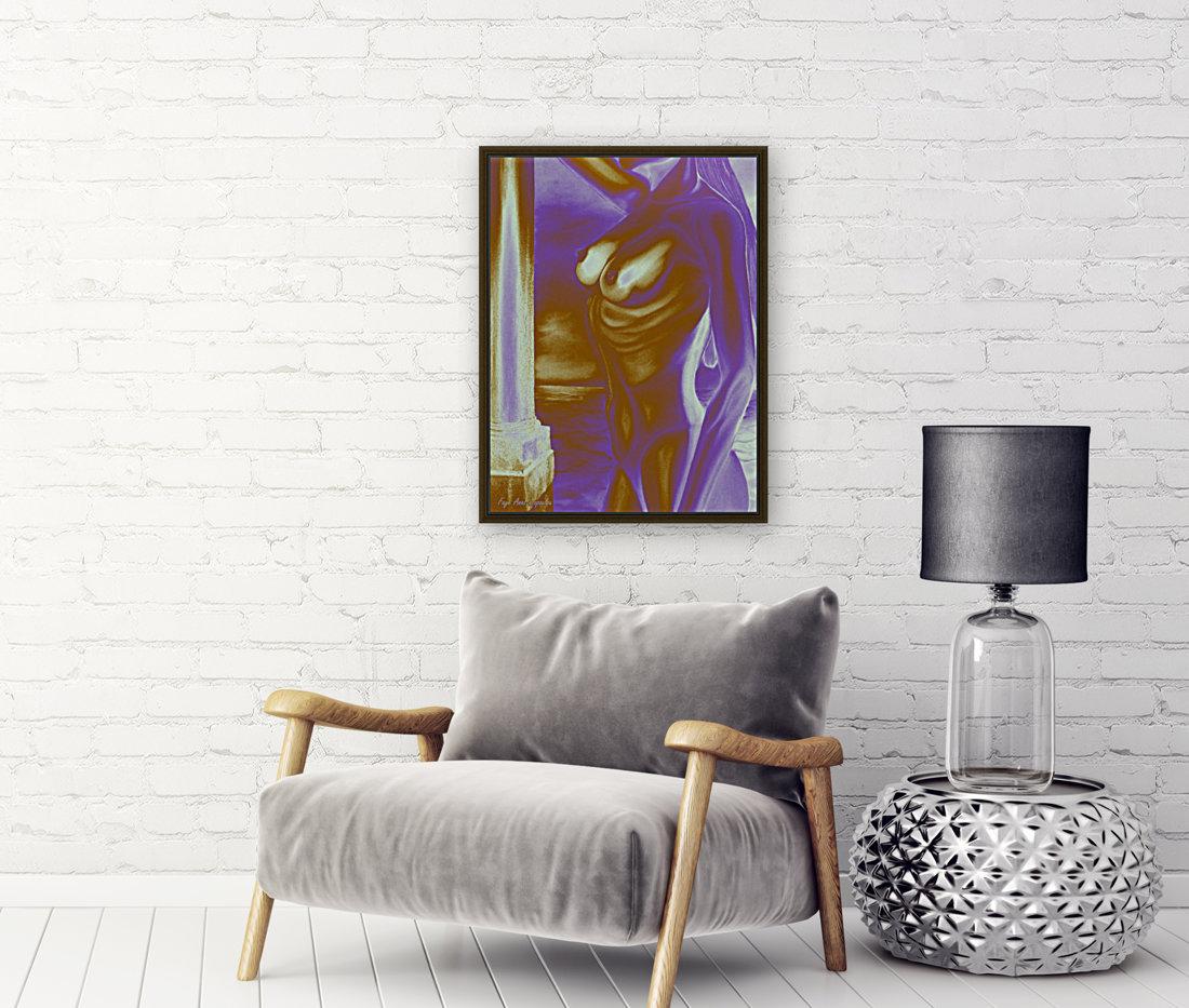 Violet Inspiration  Art