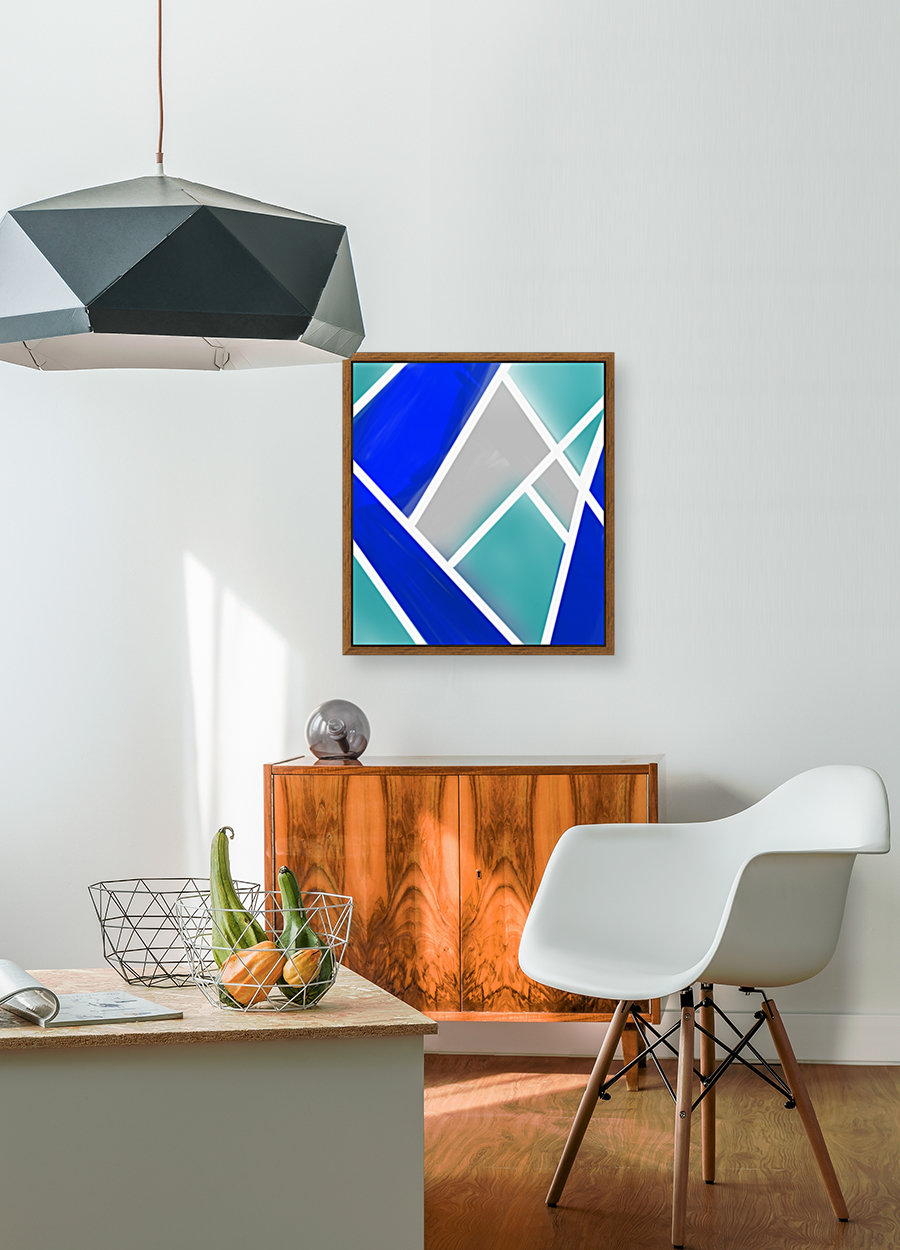Quilted Geometric   Art