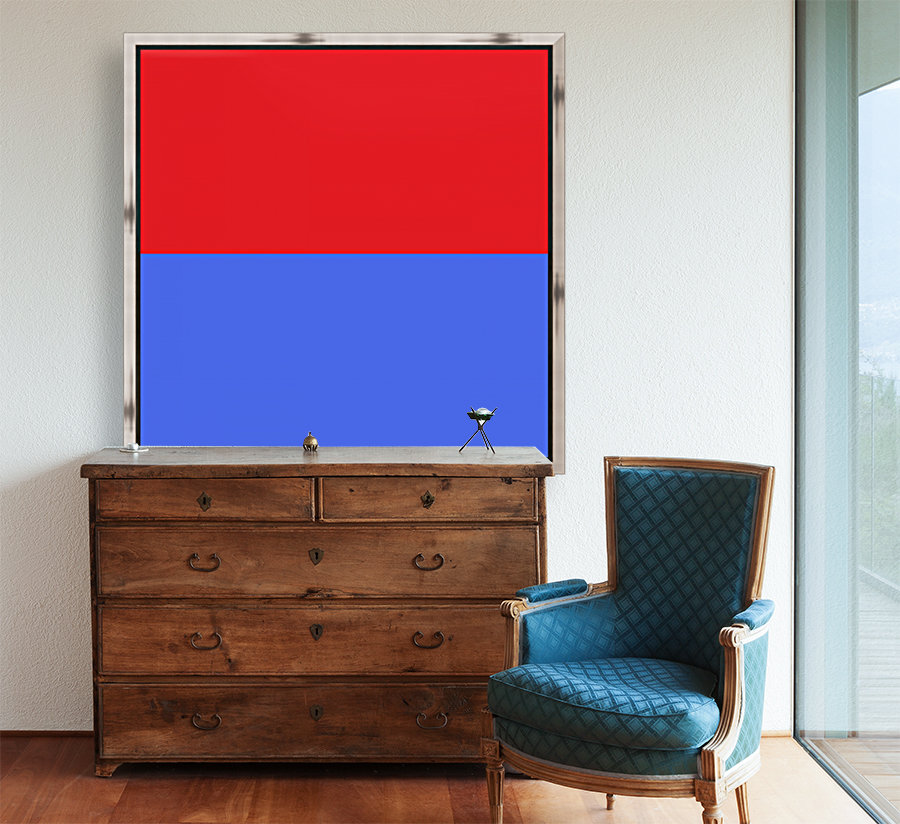 This is a beautiful design with great color, shape, line, texture, space and value.  (24)  Art