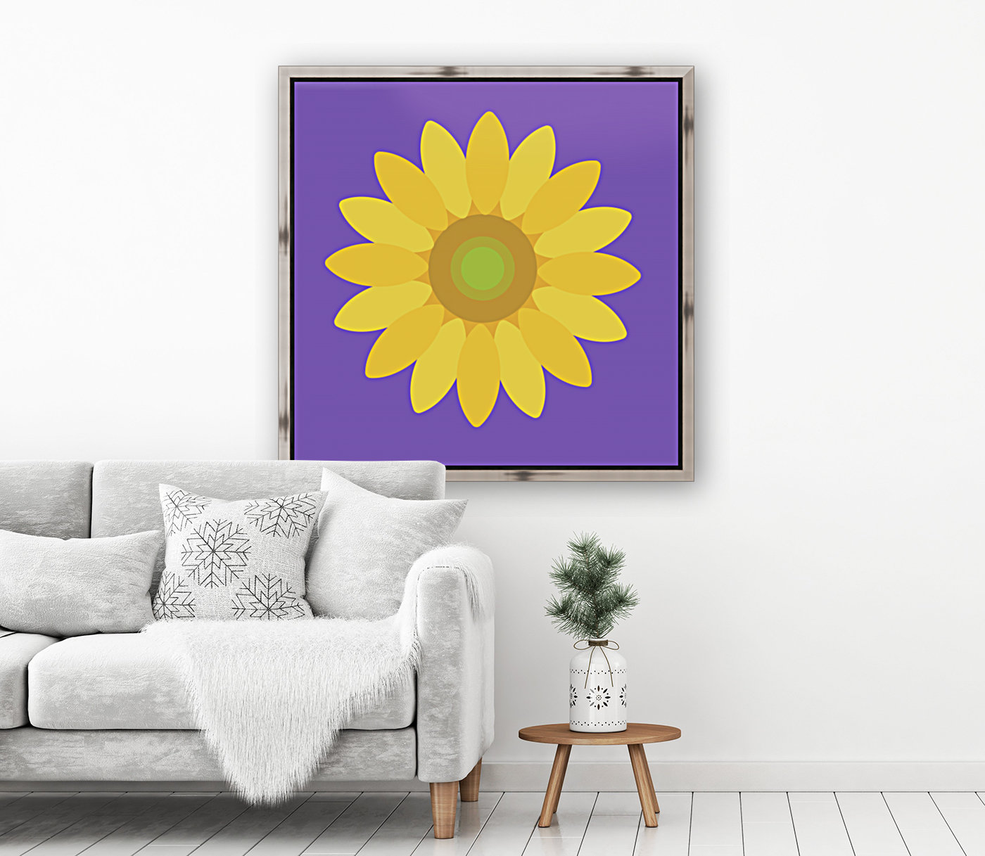 Sunflower (12)_1559876168.1055  Art