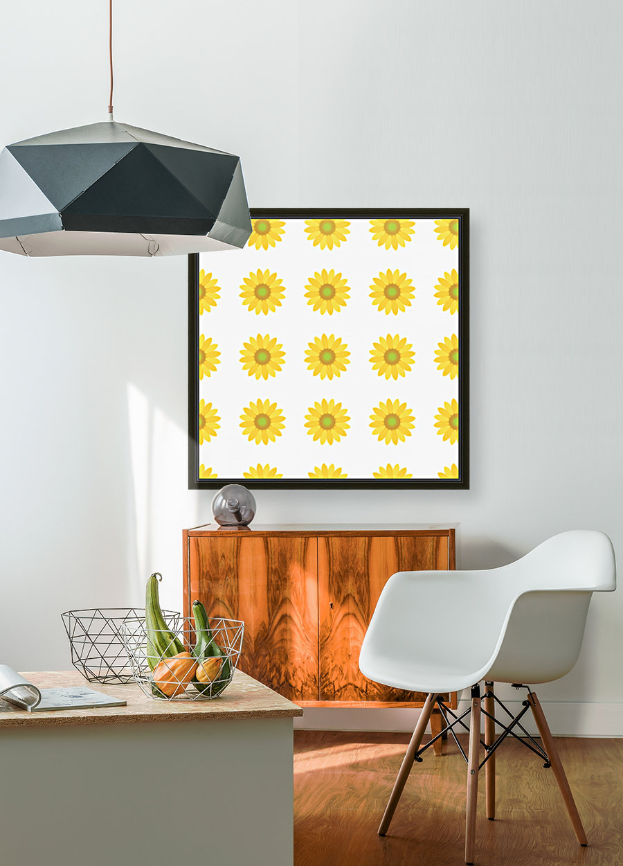 Sunflower (4)_1559876456.7576  Art