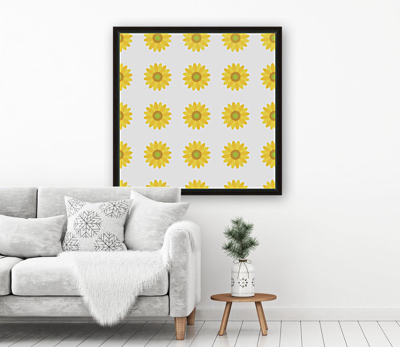 Sunflower (4)_1559876734.9476  Art
