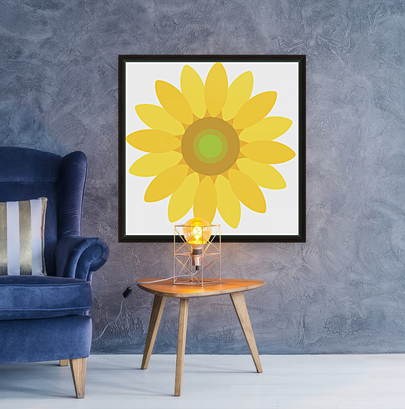 Sunflower (8)_1559876666.5423  Art