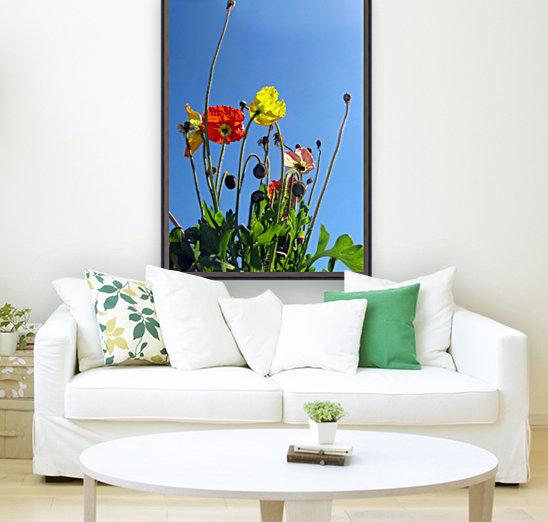 Spring Sky Garden  Art