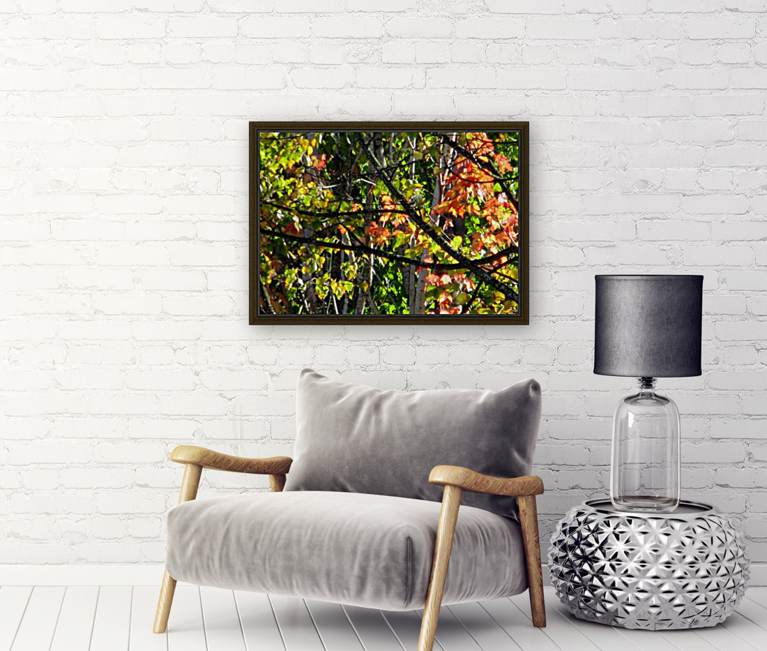 Stained  Glass Autumn  Art