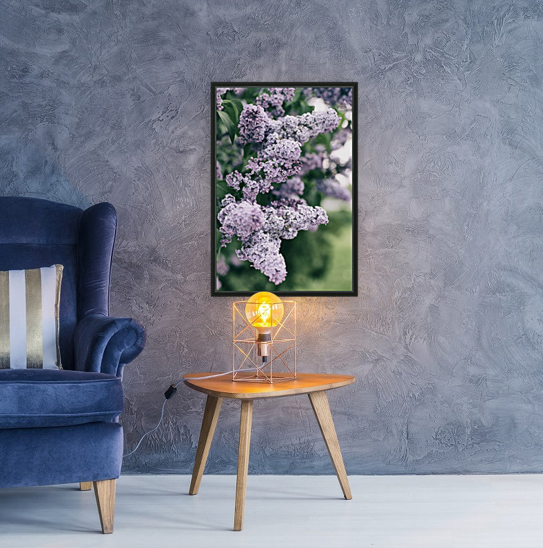 Lilacs in Spring  Art