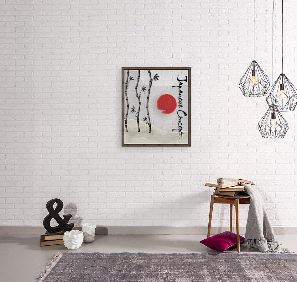 Japanese Concept 01A  Art