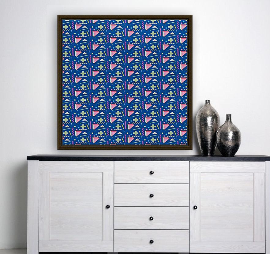 memphis pattern  Art