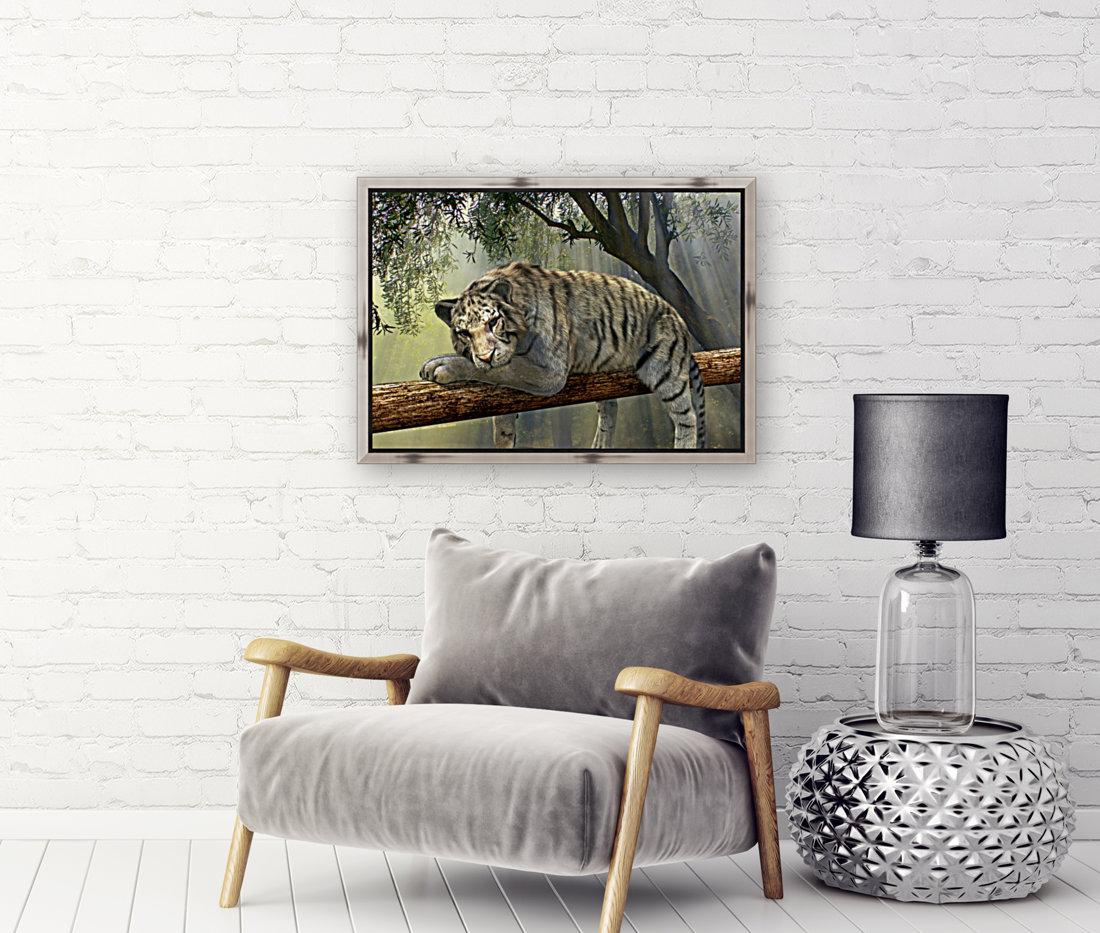 tiger animal jungle rainforest  Art