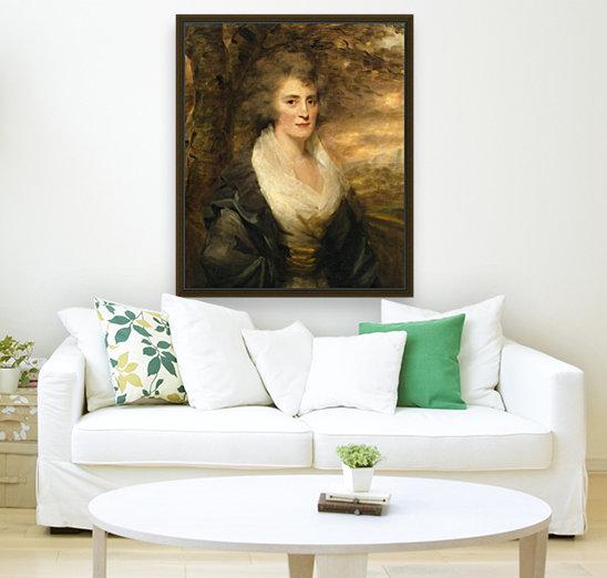 Portrait of Mrs E.Bethune  Art