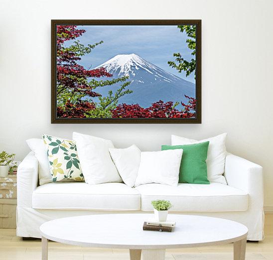 mountain mount landscape japanese  Art