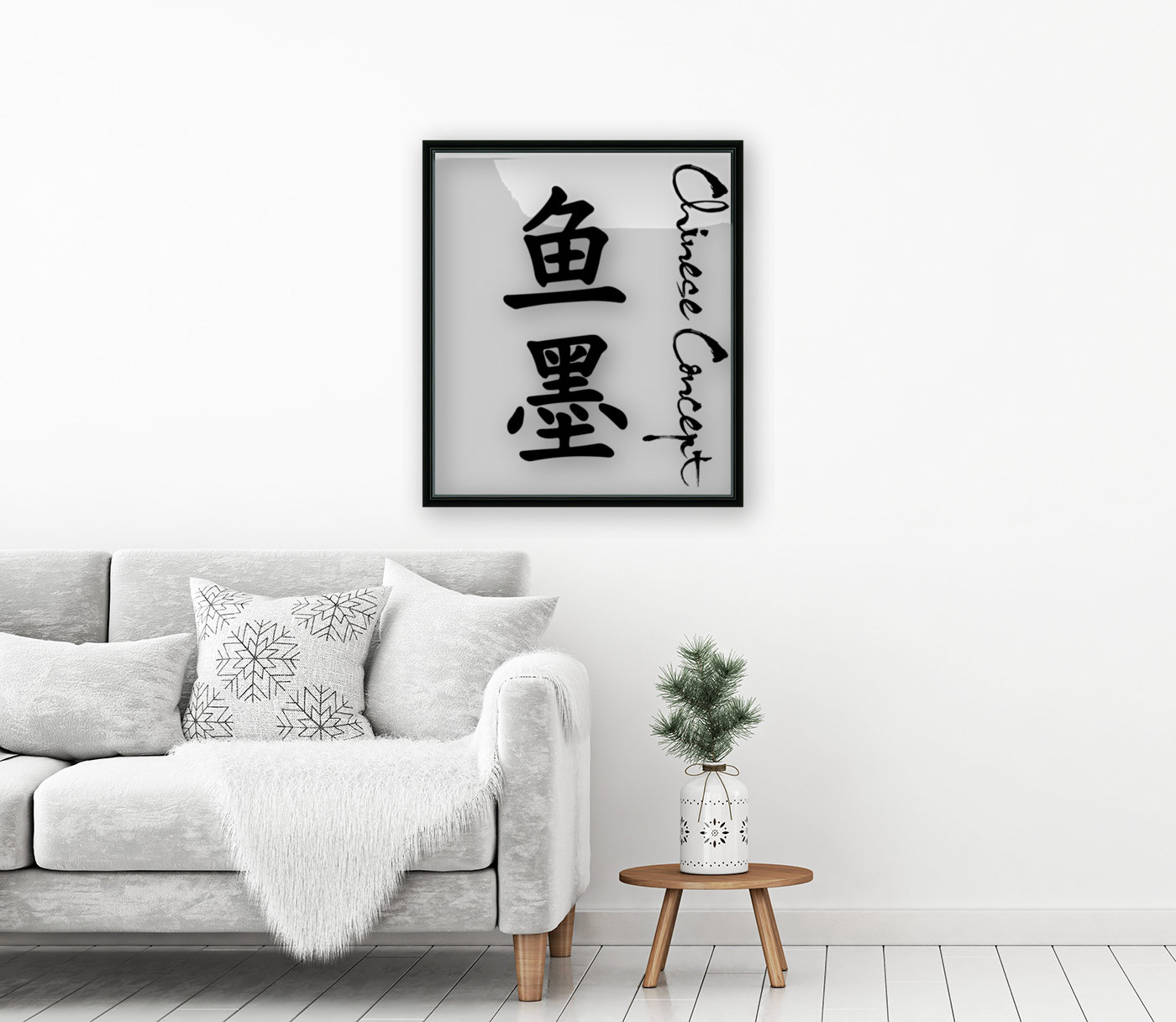 Chinese Concept 18A  Art