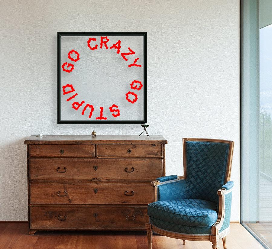 Go Crazy Go Stupid (63)  Art