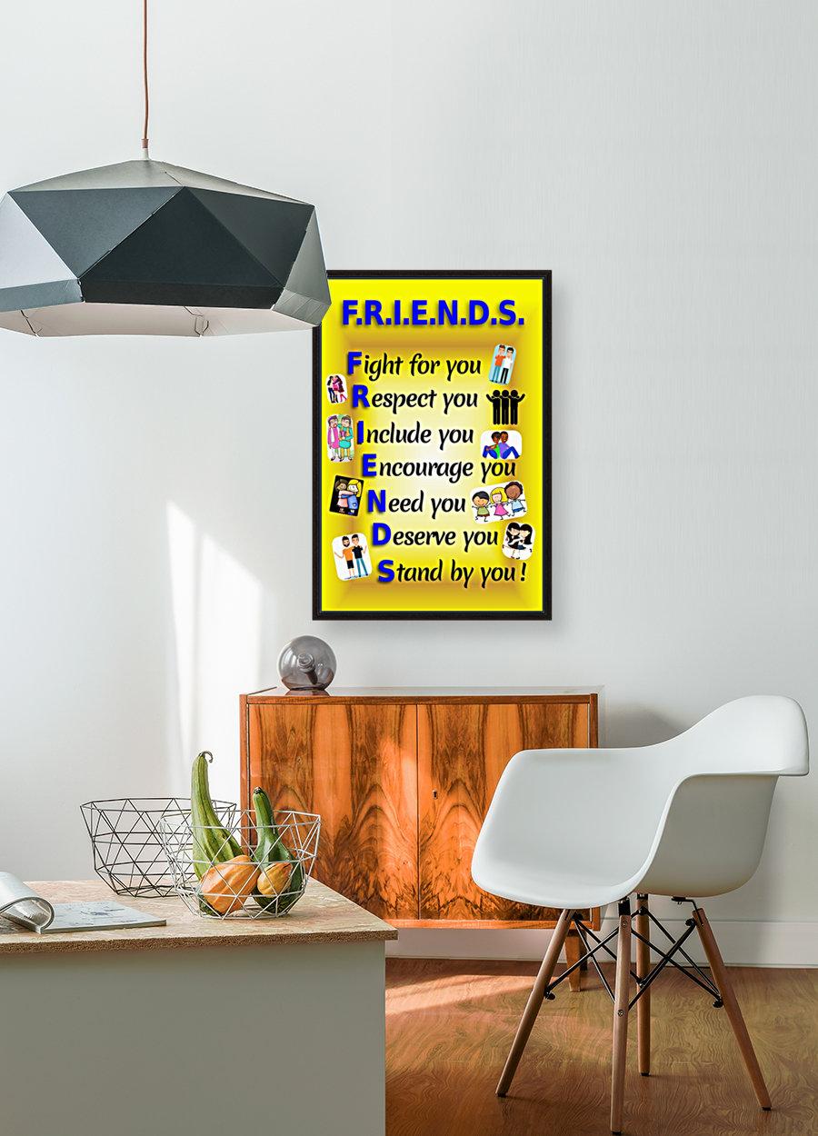 2-Friends   Art