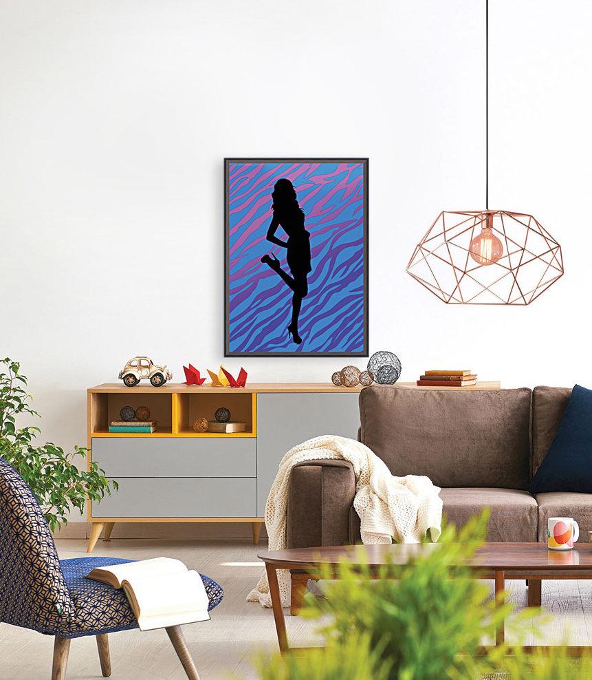 Silhouette 3  Art