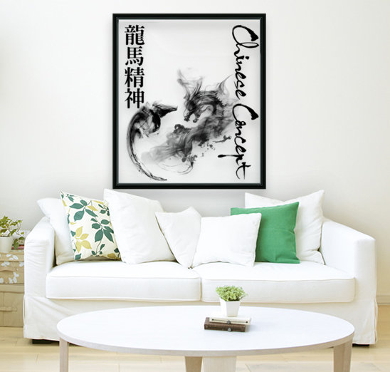 Chinese Concept 40A  Art