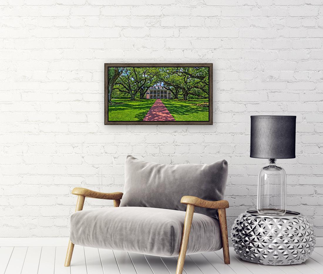 Oak Alley Plantation - HDR  Art