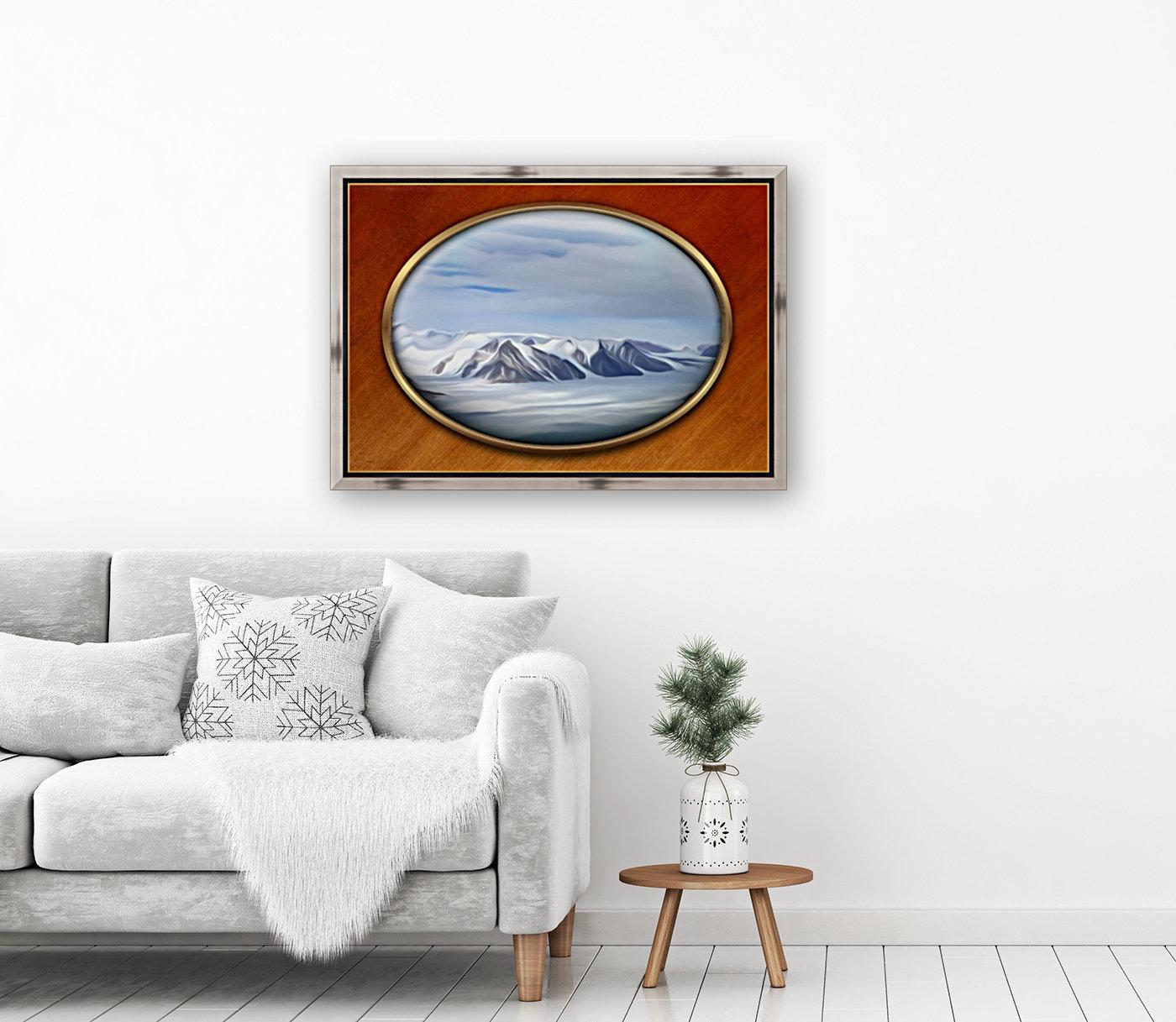 Landscape 14  Art