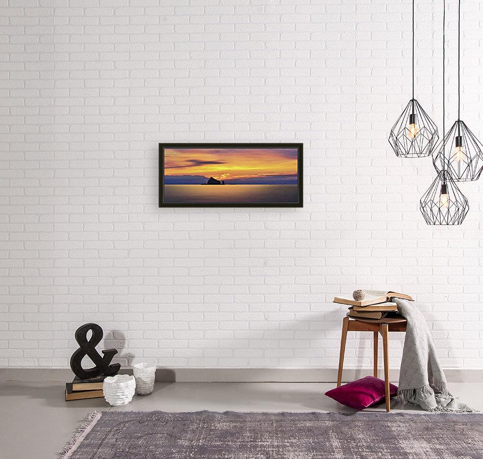 Olympic Sunset 2  Art