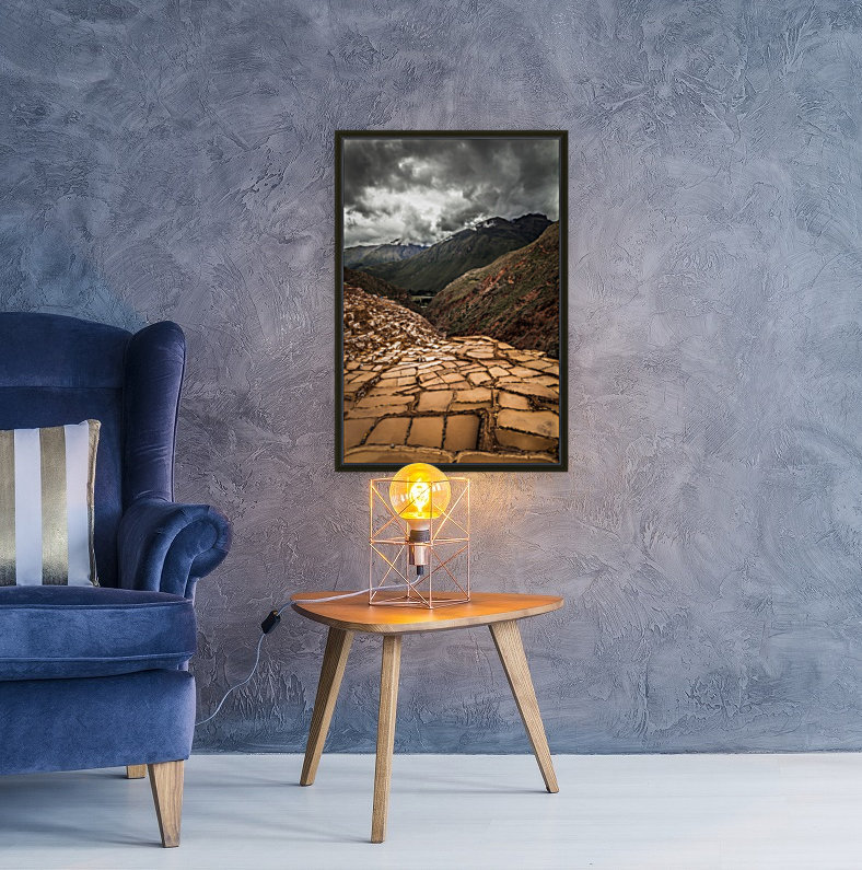Maras Salt Mines  Art