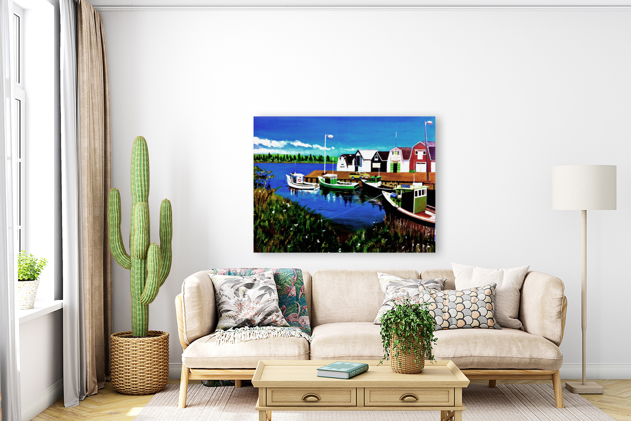 F61 - Rudbeckia Hirta with Floating Frame