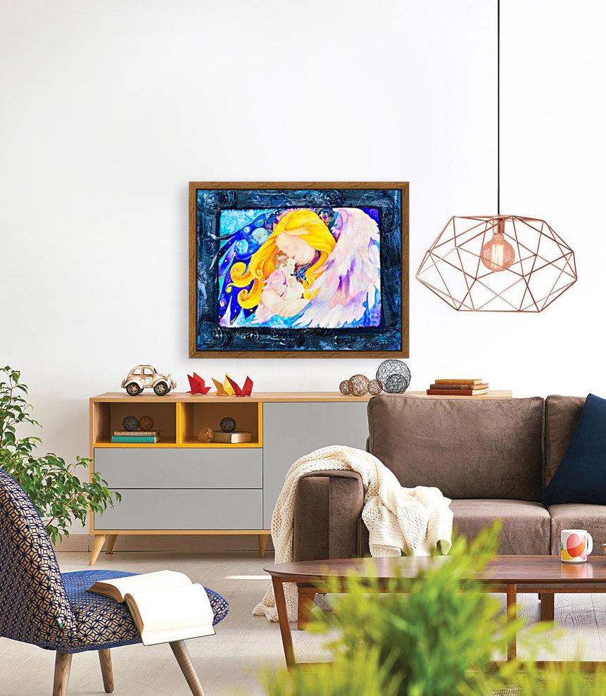 Held full frame  Art