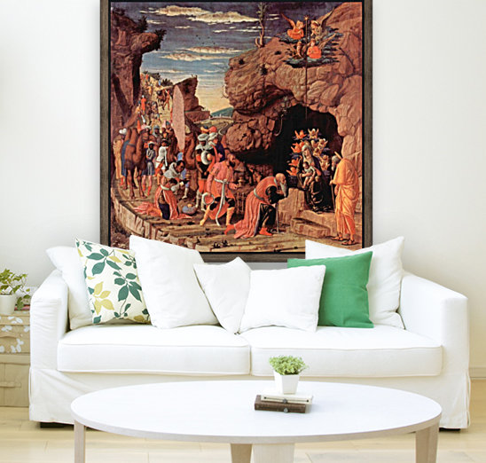 what is the best color to paint your bedroom adoration of the magi sandro botticelli canvas 21345 | rand 21345