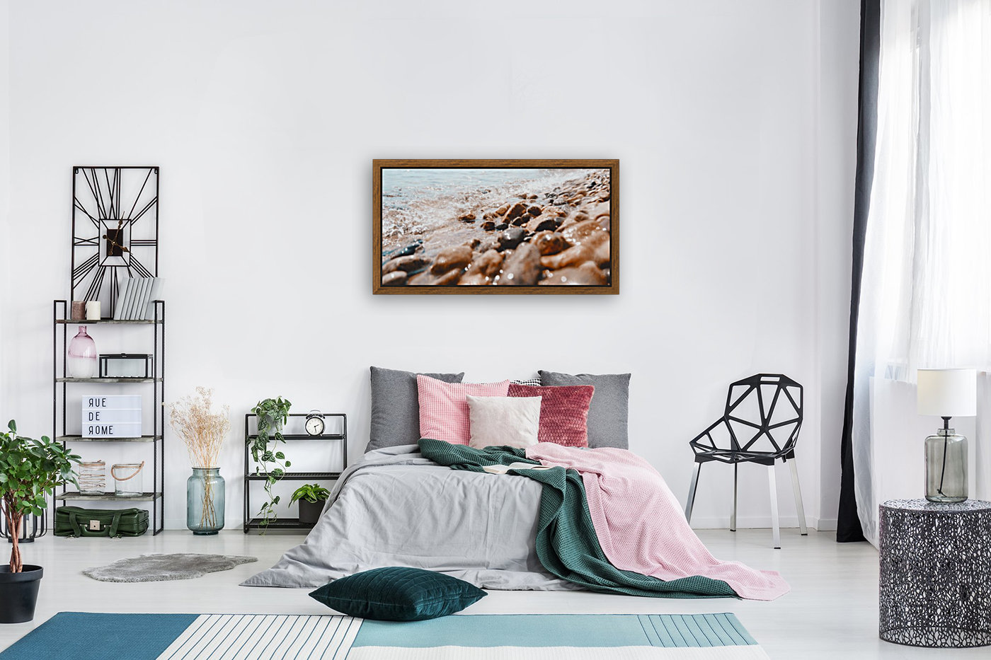 Pebbles and Ripples  Art