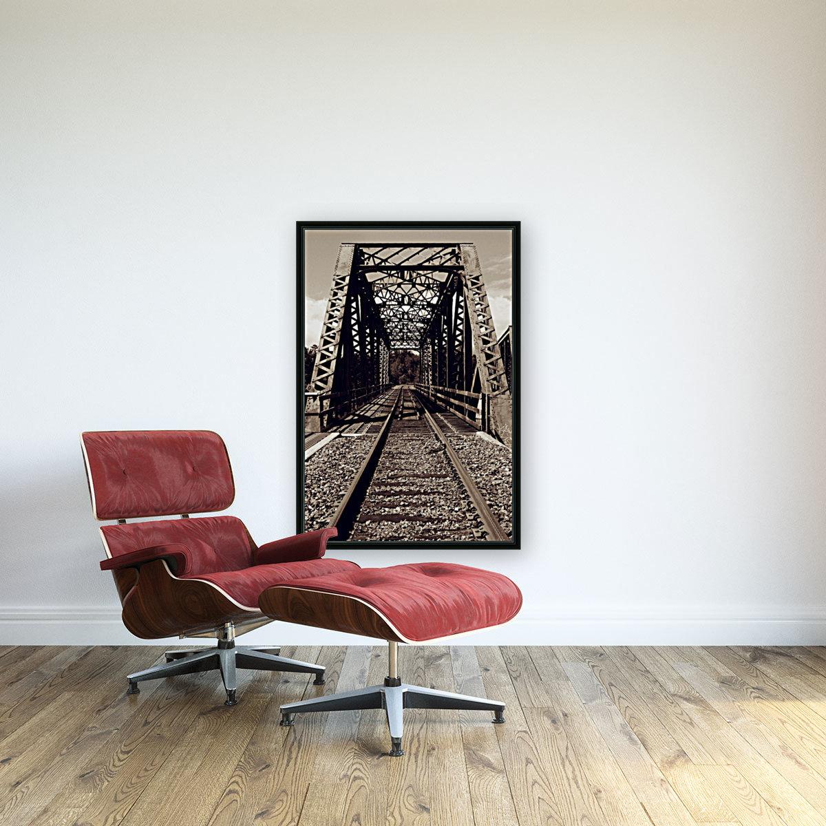 Over the Bridge  Art