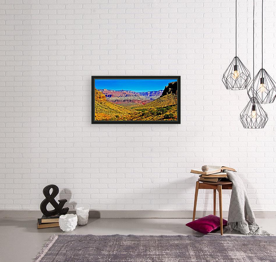 Grand Canyon  Bright Angel Trail 15  Art