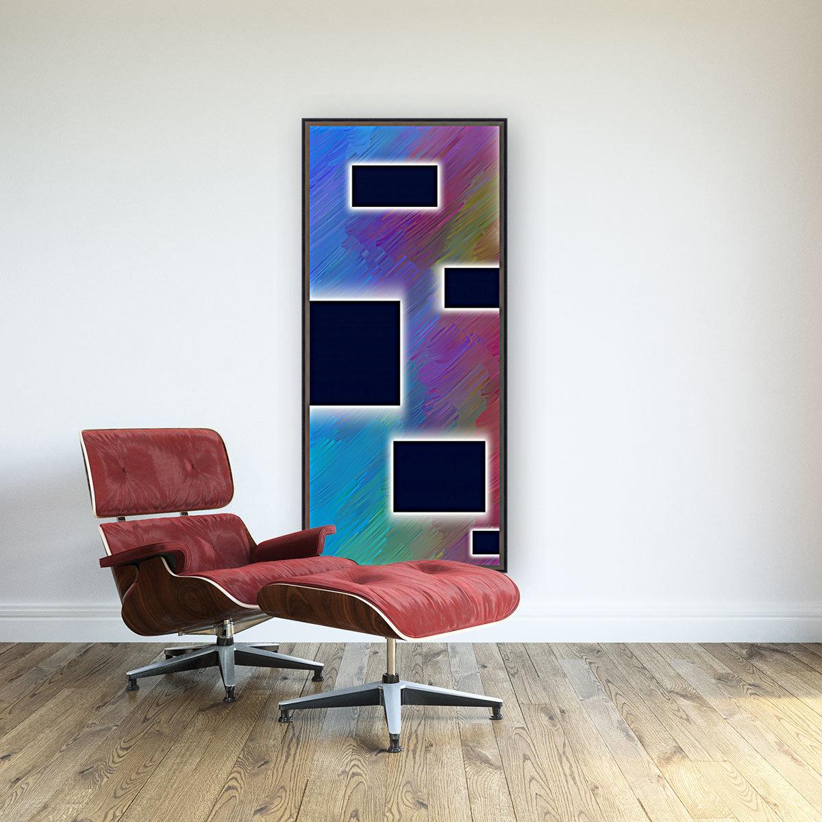 Beautiful illustration for interior decoration 5  Art