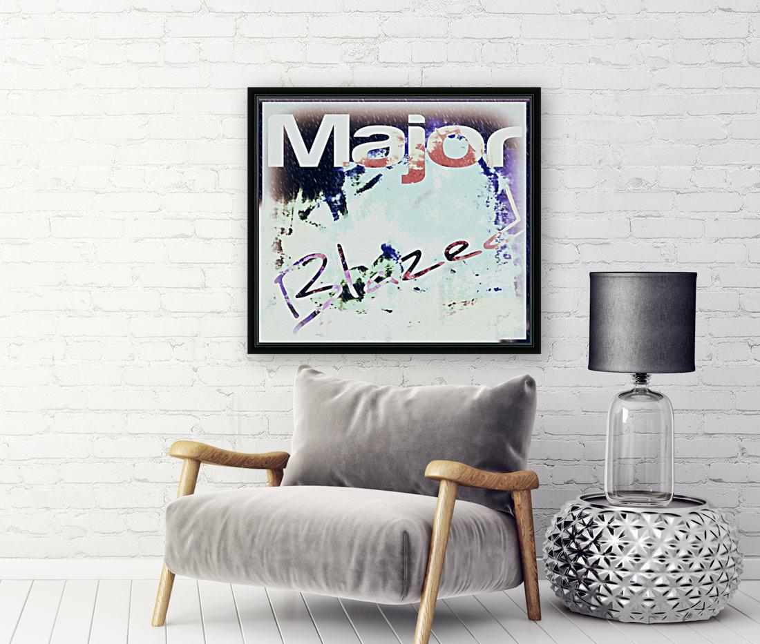 MajorBlazed SnowCO  Art
