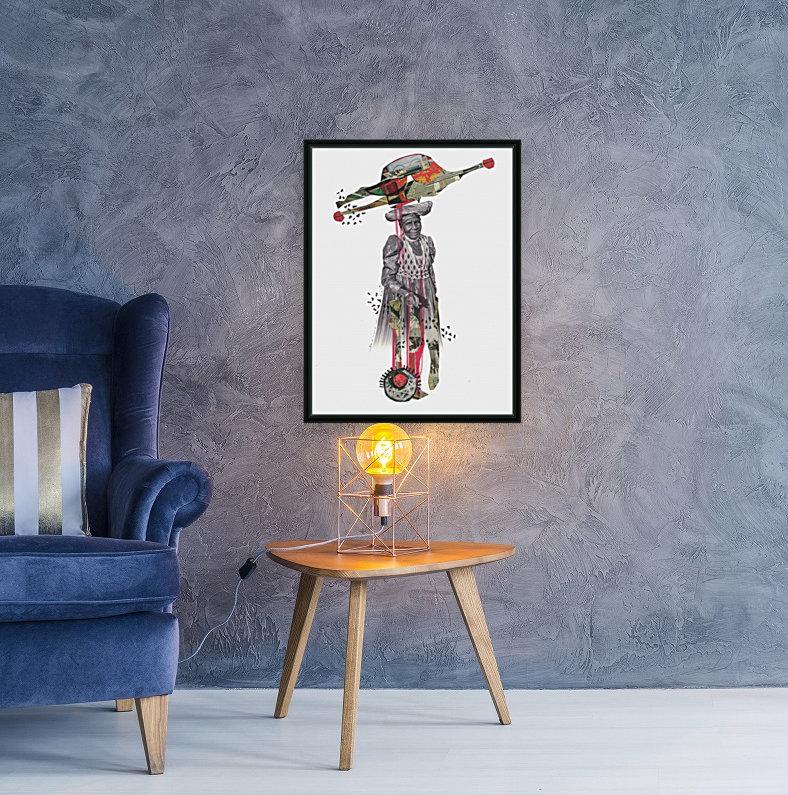 Herero Woman 8  Art