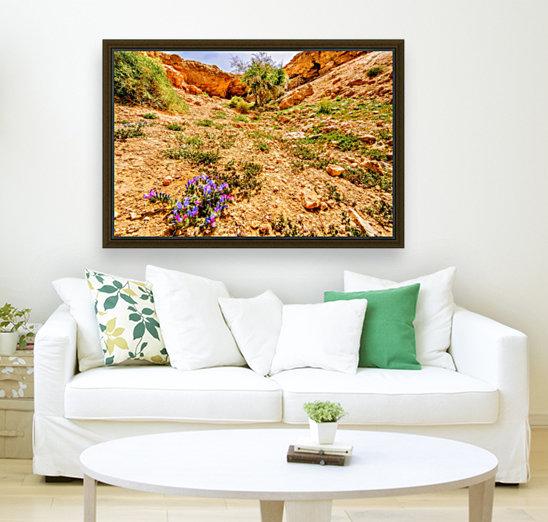 Grotte Sahara  Art