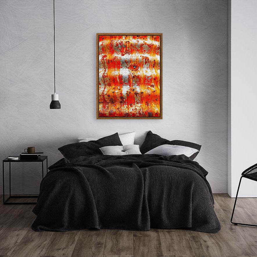 Corrugated Iron Series 13  Art