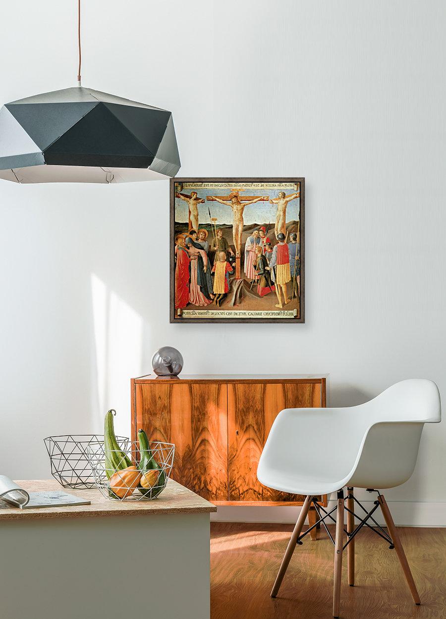 Armadio degli Argenti, Crucifixion  Art